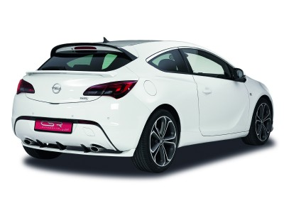 Opel Astra J GTC N2 Rear Bumper Extension