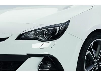 Opel Astra J GTC N2 Scheinwerferblenden