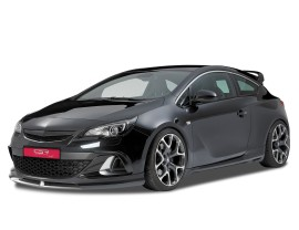 Opel Astra J GTC OPC Crono Front Bumper Extension