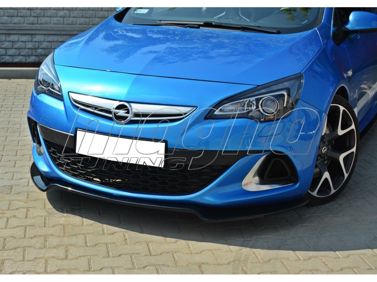 Opel Astra J GTC OPC Matrix Body Kit