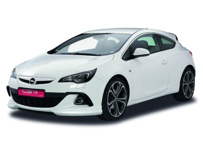 Opel Astra J GTC OPC N2 Front Bumper Extension
