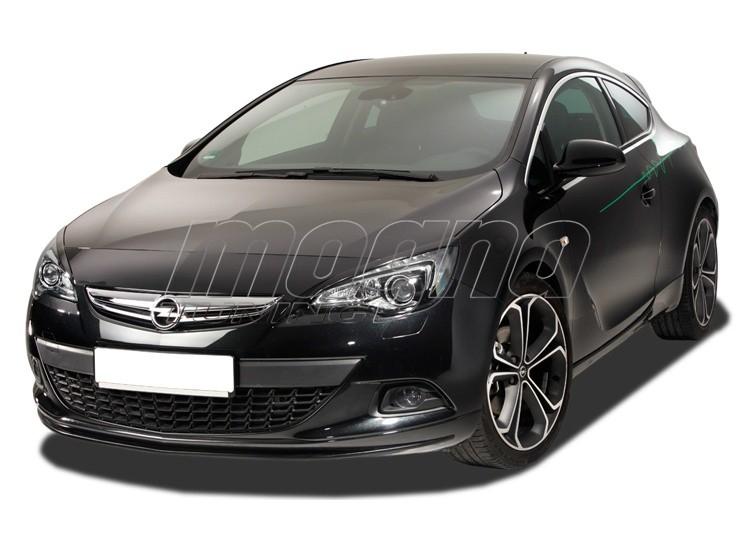 Opel Astra J GTC RX Front Bumper Extension