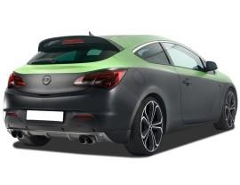 Opel Astra J GTC RX Hatso Szarny
