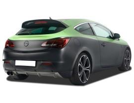 Opel Astra J GTC RX Rear Bumper Extension