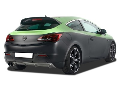 Opel Astra J GTC RX Rear Bumper Extension