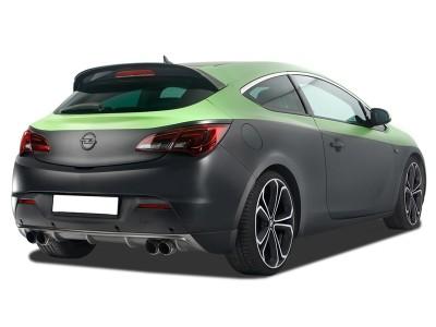 Opel Astra J GTC RX Rear Wing
