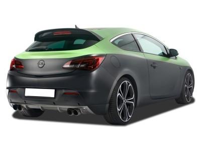 Opel Astra J GTC RX2 Heckansatz