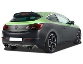 Opel Astra J GTC RX2 Rear Bumper Extension