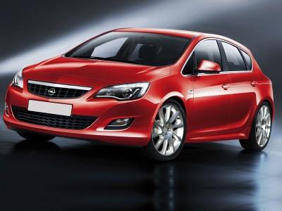 Opel Astra J I-Line Body Kit