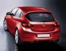 Opel Astra J I-Line Rear Bumper Extension