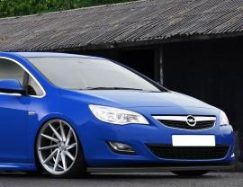 Opel Astra J I2 Front Bumper Extension