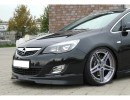 Opel Astra J Intenso Front Bumper Extension