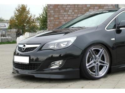Opel Astra J Intenso Frontansatz