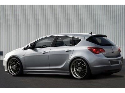 Opel Astra J M-Style Side Skirts