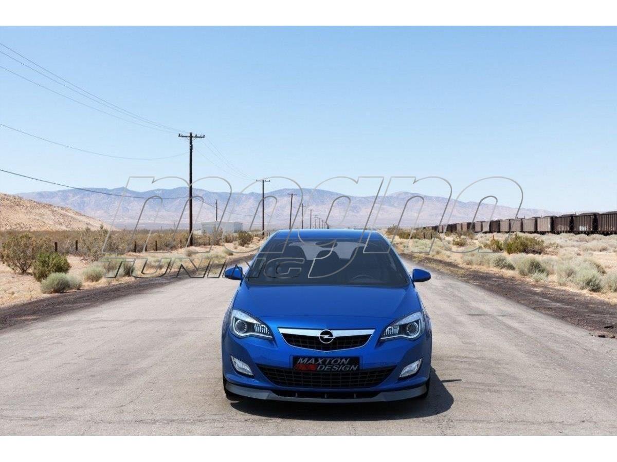Opel Astra J MX Elso Lokharito Toldat