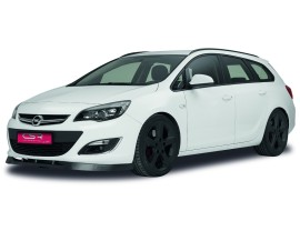 Opel Astra J NewLine Front Bumper Extension
