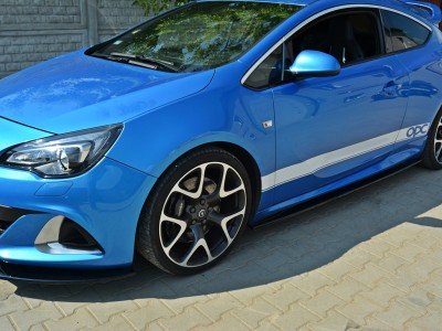 Opel Astra J OPC Extensii Praguri Matrix