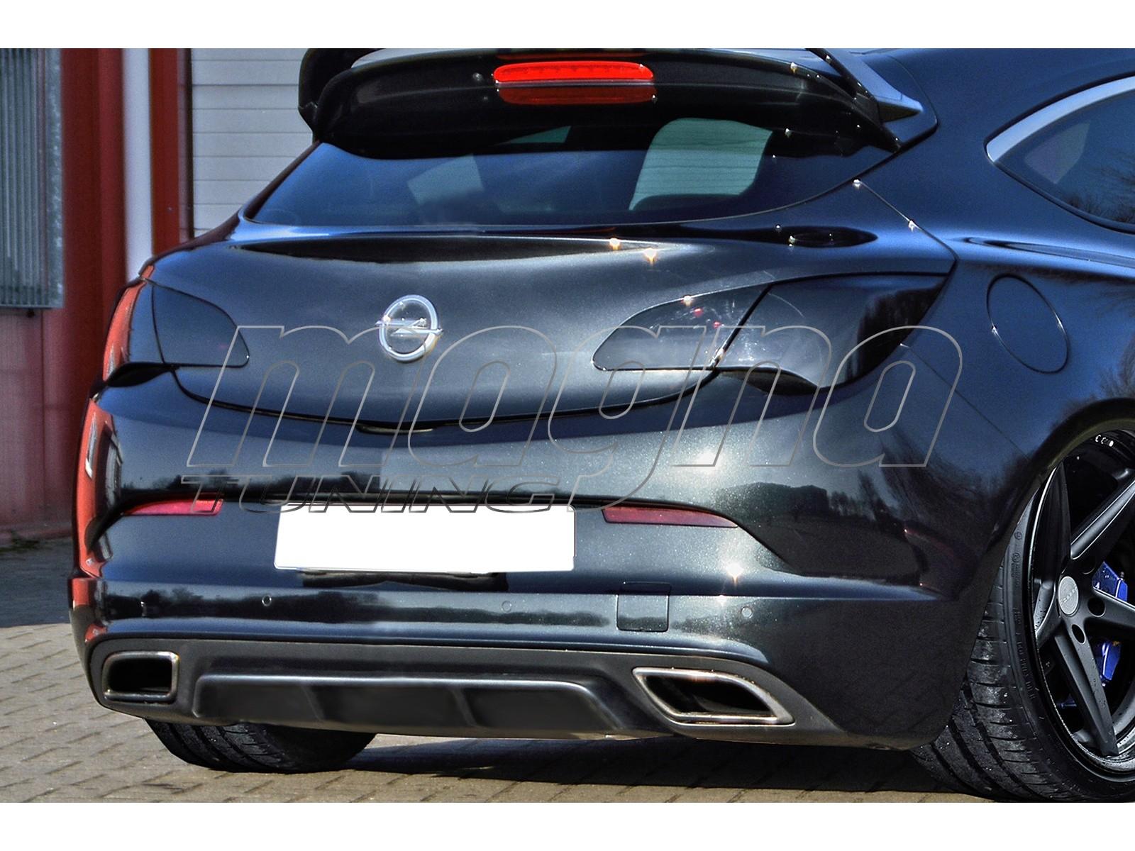 Opel Astra J OPC Invido Body Kit