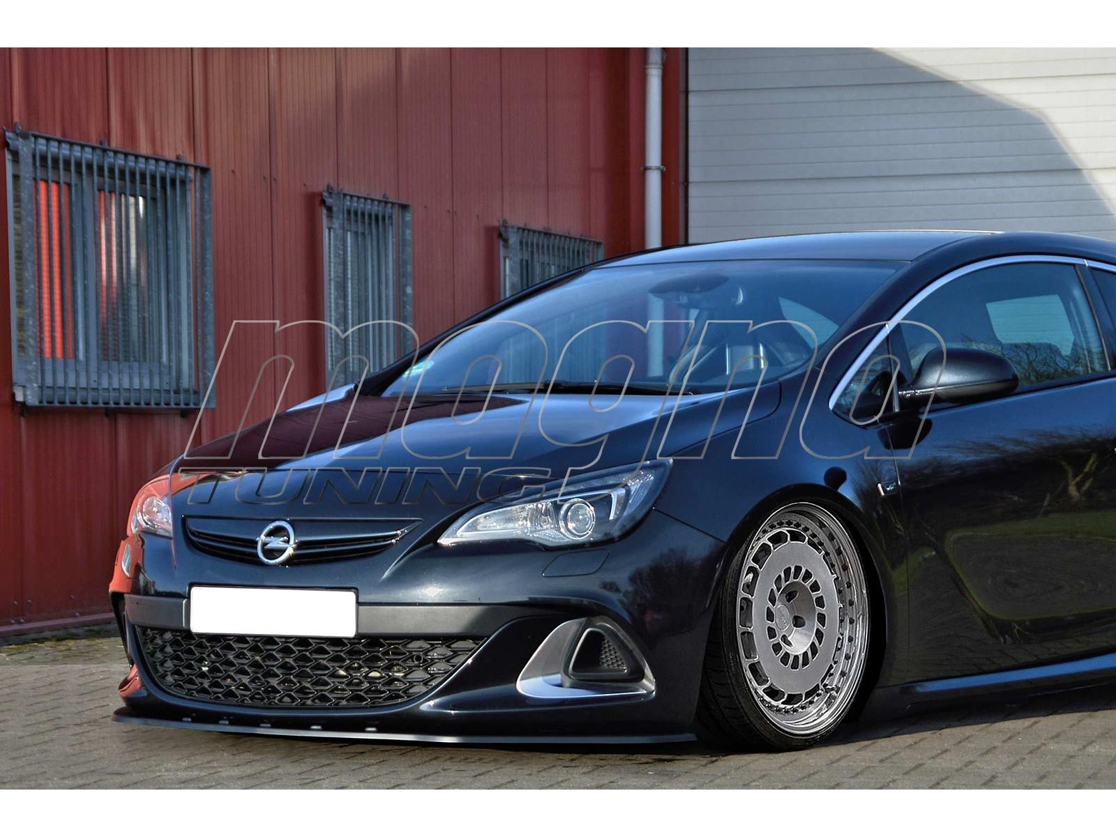 Opel Astra J OPC Invido Front Bumper Extension