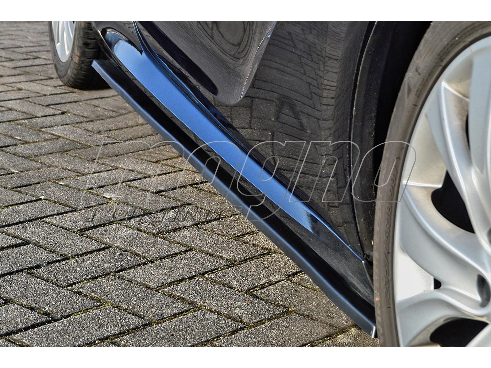 Opel Astra J OPC Invido Side Skirt Extensions