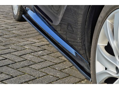 Opel Astra J OPC Invido Side Skirt Extensions