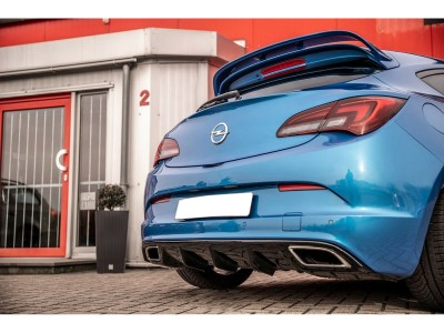 Opel Astra J OPC Ivy  Rear Bumper Extension