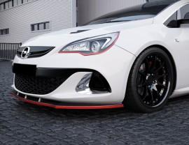 Opel Astra J OPC M2 Elso Lokharito Toldat