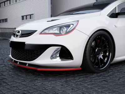 Opel Astra J OPC M2 Frontansatz