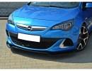 Opel Astra J OPC Matrix Front Bumper Extension