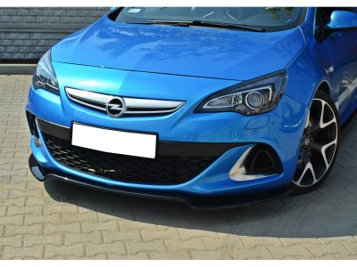 Opel Astra J OPC Matrix Front Bumper Extension