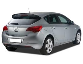 Opel Astra J R2 Rear Wing
