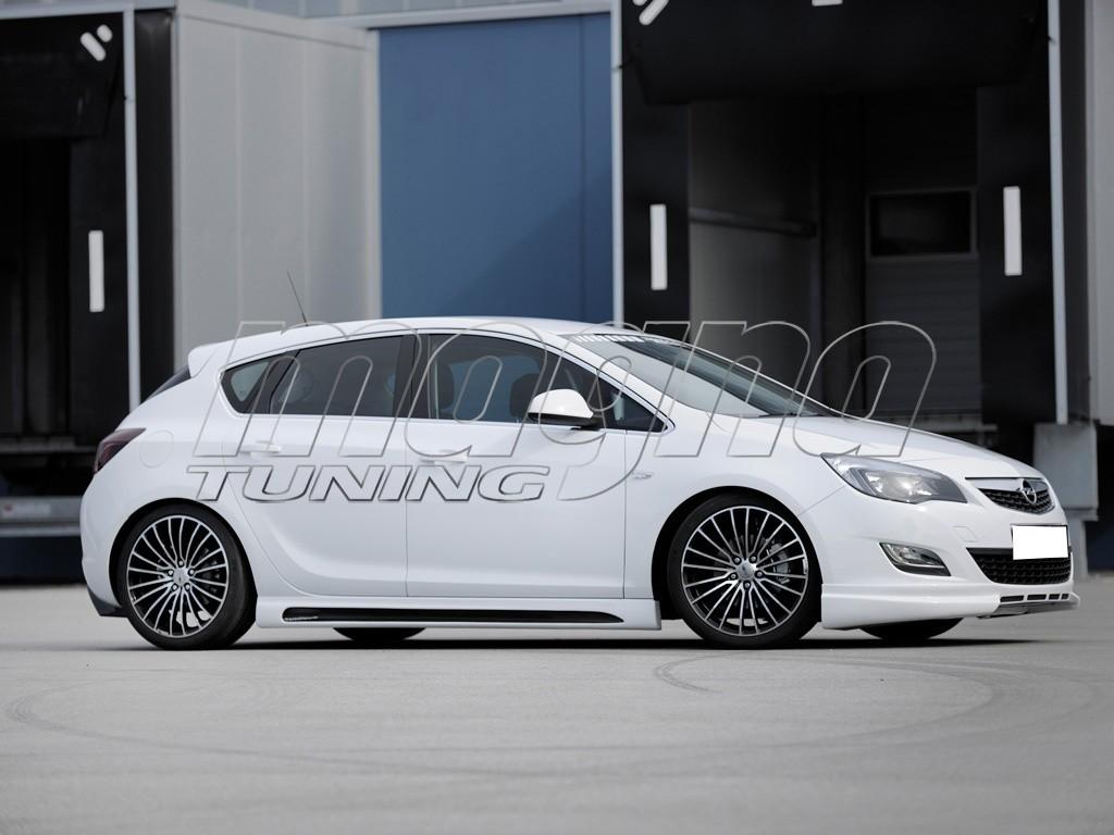 Opel Astra J Recto Body Kit