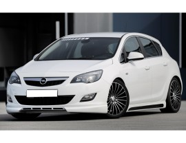 Opel Astra J Recto Front Bumper Extension