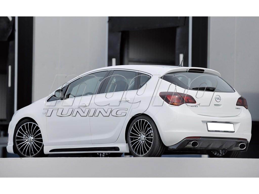 Opel Astra J Recto Hatso Lokharito Toldat
