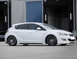 Opel Astra J Recto Kuszobok