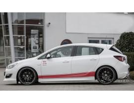 Opel Astra J Retina Kuszobok