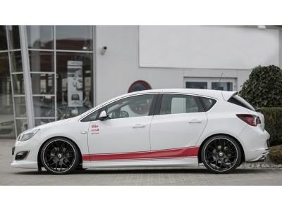 Opel Astra J Retina Seitenschwellern