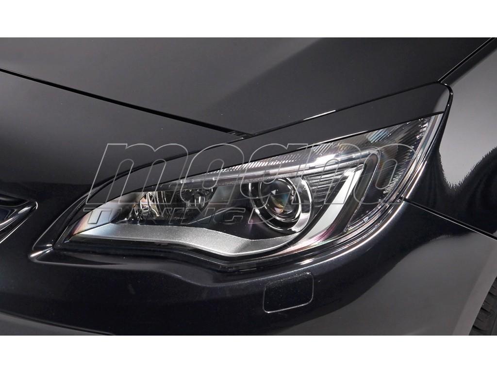 Opel Astra J Speed Eyebrows