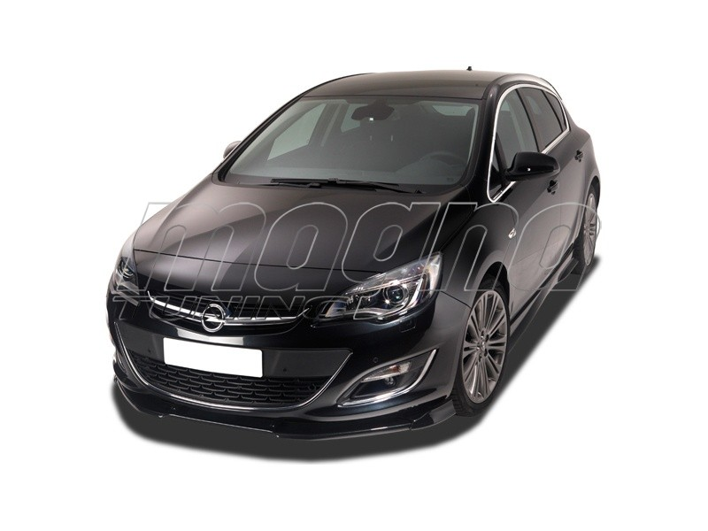Opel Astra J Speed Side Skirts
