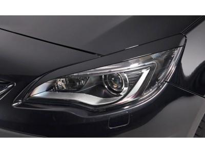Opel Astra J Speed Szemoldokok