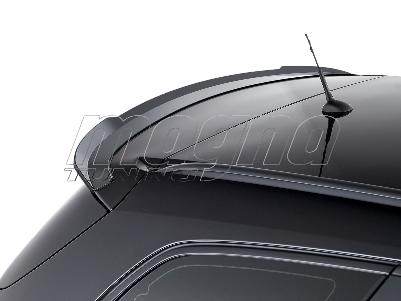 Opel Astra J Sports Tourer C-Line Rear Wing Extension
