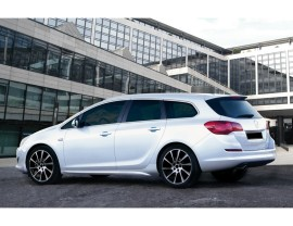 Opel Astra J Sports Tourer I-Line Rear Wing