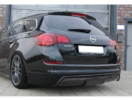 Opel Astra J Sports Tourer Intenso Rear Bumper Extension