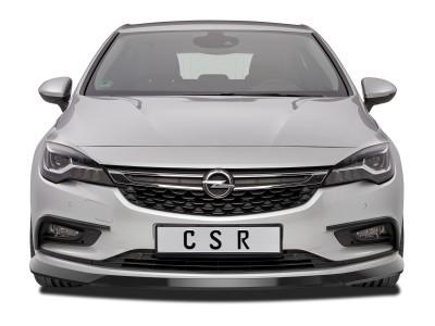 Opel Astra K CX2 Front Bumper Extension