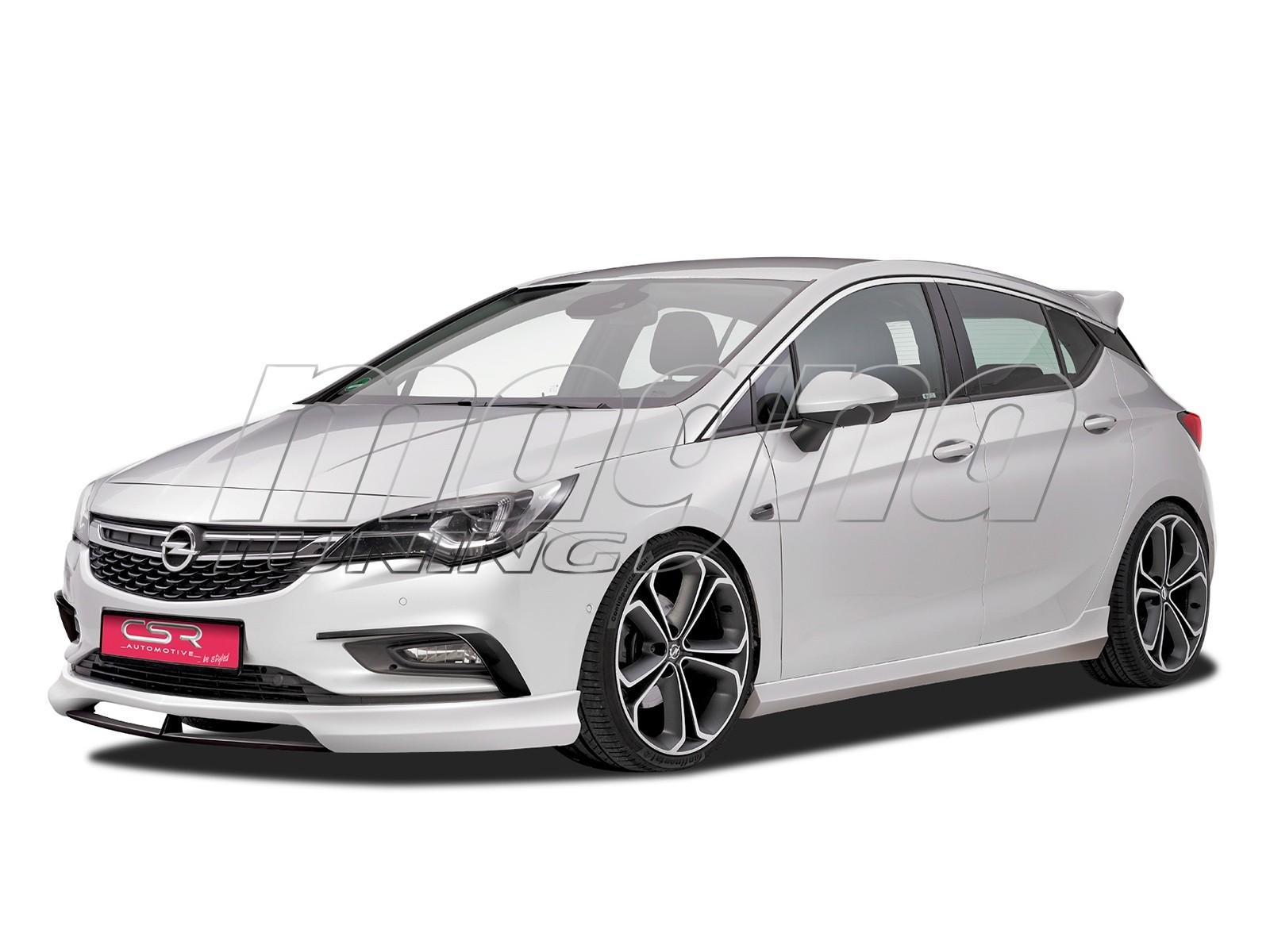 Opel Astra K Crono Body Kit