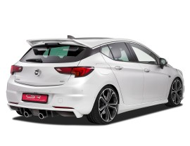 Opel Astra K Crono Rear Bumper Extension