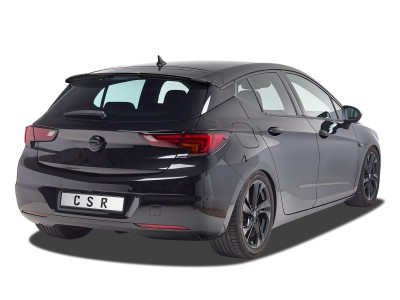 Opel Astra K Cyber Rear Wing Extension
