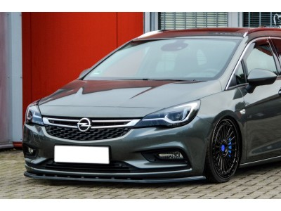 Opel Astra K Intenso Front Bumper Extension