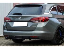Opel Astra K Intenso Rear Bumper Extension