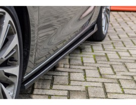 Opel Astra K Intenso Side Skirt Extensions